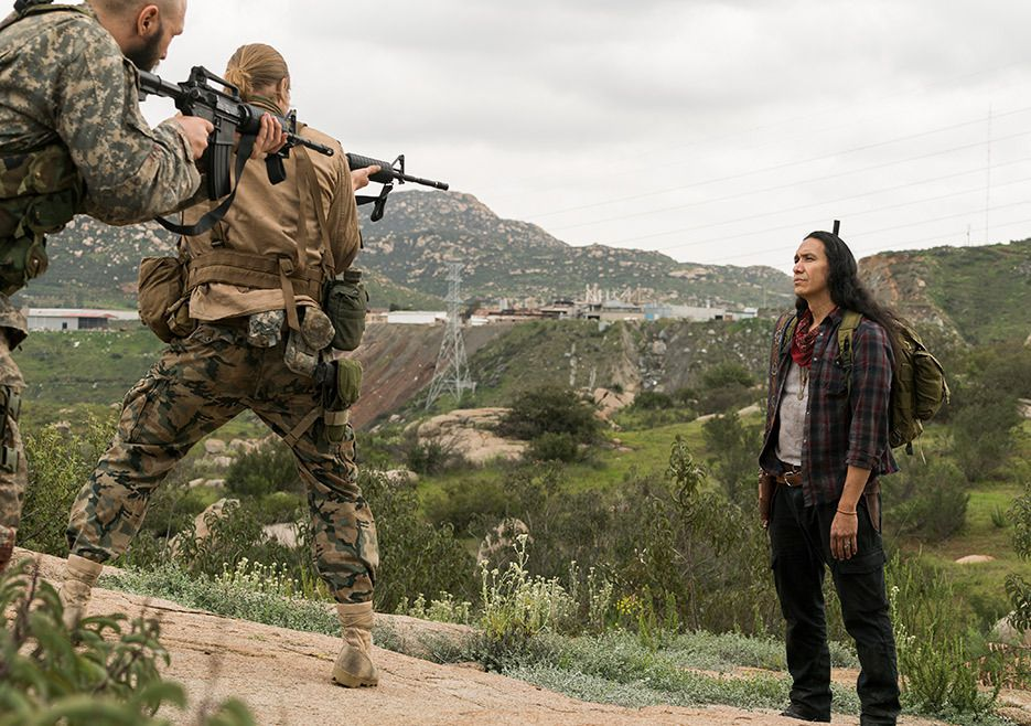 Fear The Walking Dead épisode 5 : le danger approche du Ranch