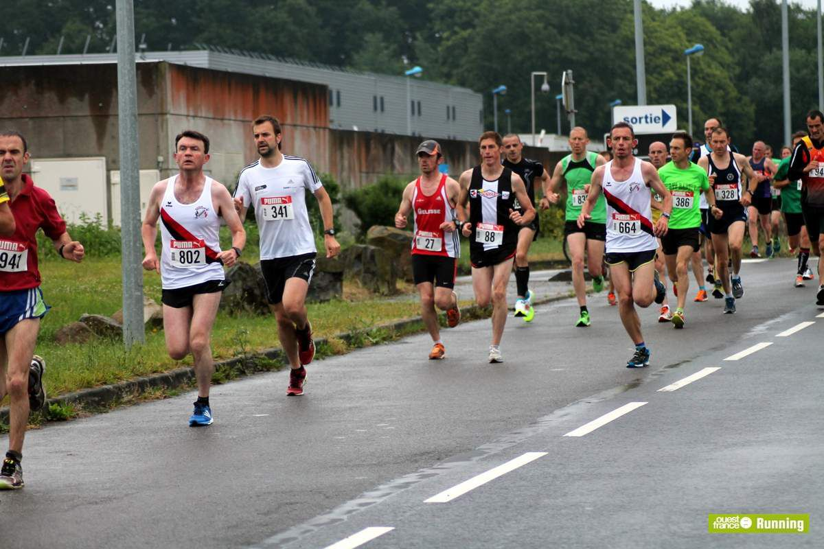 Credit photo : Ouest France Running