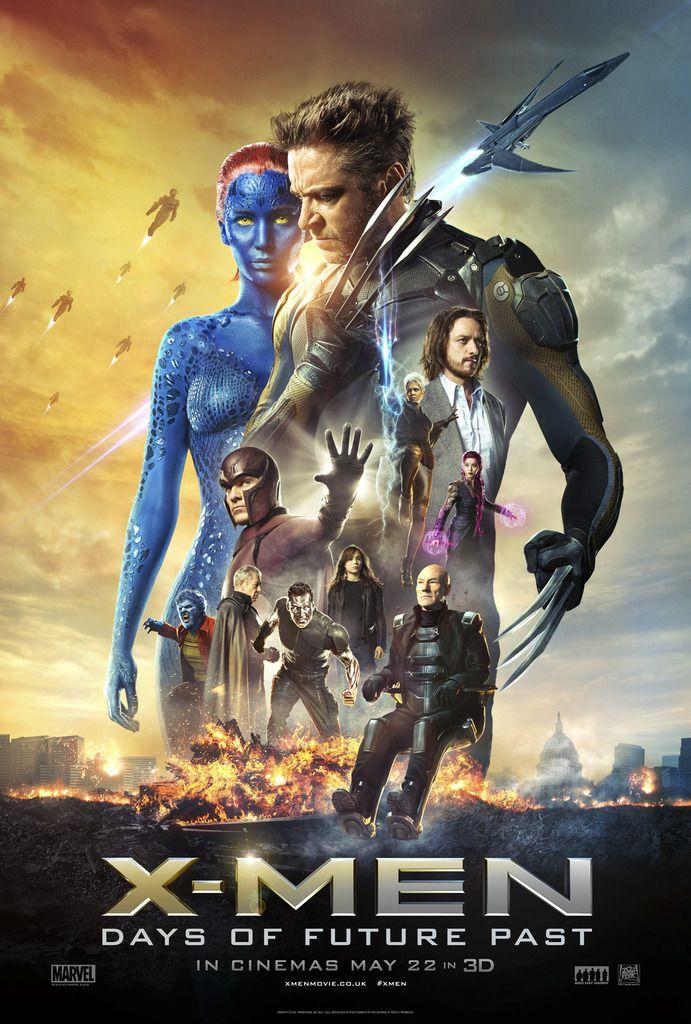 X-Men, Days of the Future Past