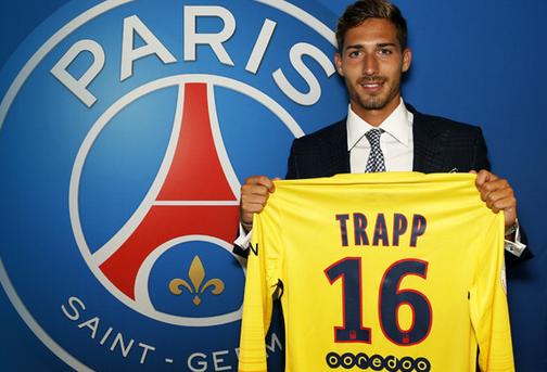 Kevin Trapp - Nouveau gardien du PSG