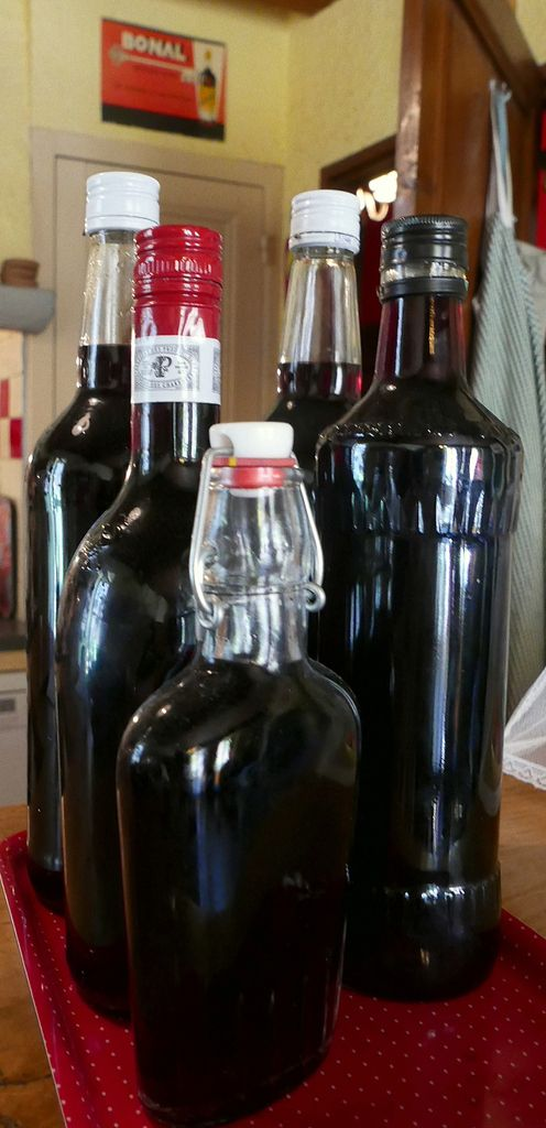 filtrer et mettre en bouteille