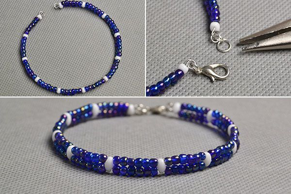 bracelet perle simple