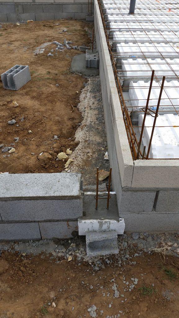 Le Vide Sanitaire  Construction Avec Igc Dans Le Lot