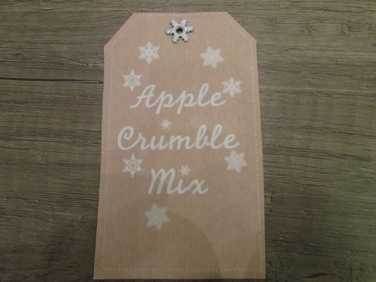 Cadeau Gourmand : MIX CRUMBLE
