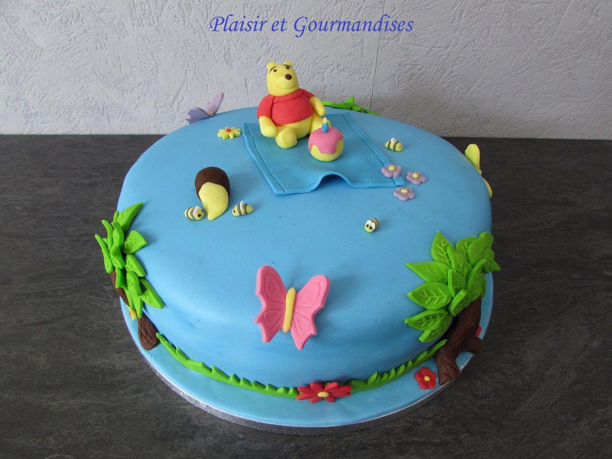 Gâteau Winnie L\u0027ourson , Plaisir et Gourmandises