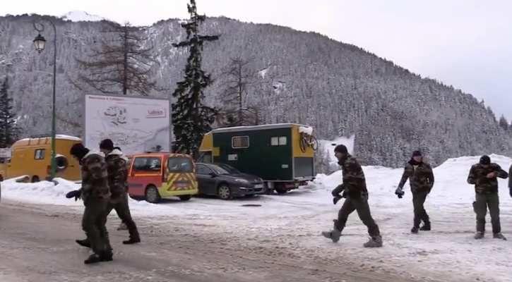 Savoie : cinq militaires tués dans une avalanche