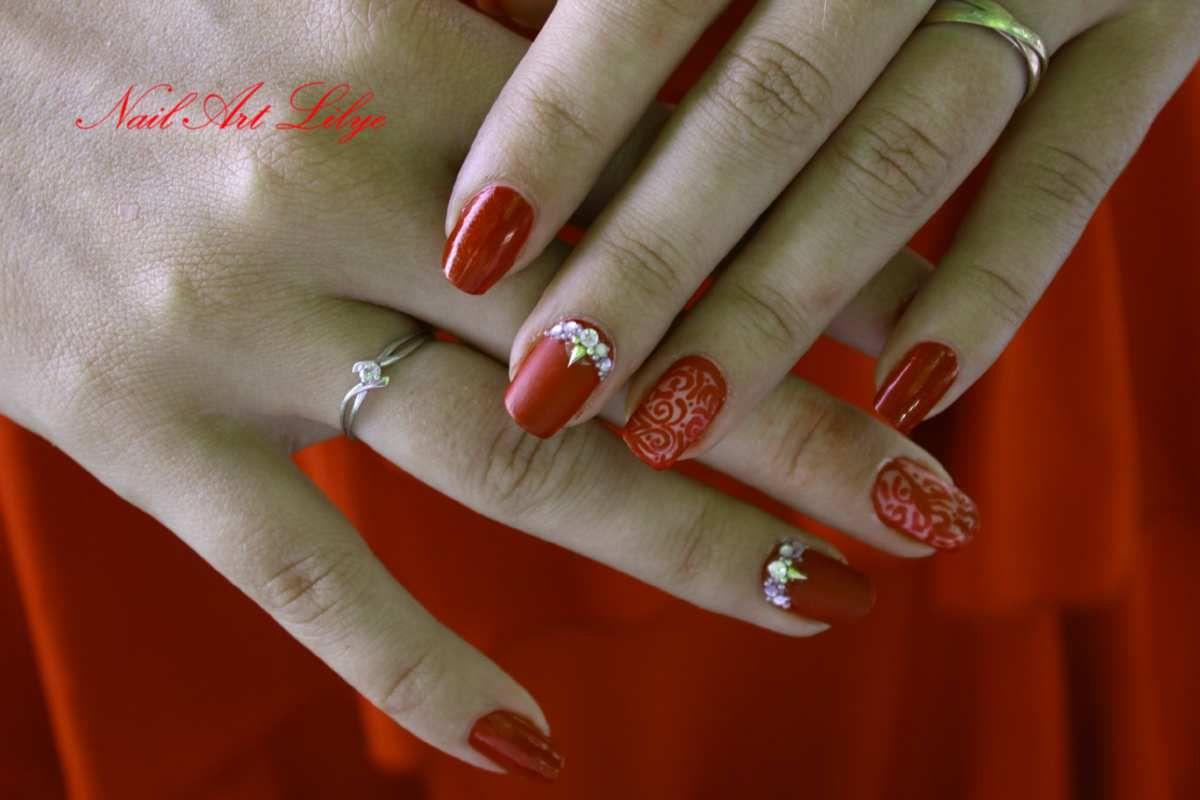 Nouvelle série de nail art