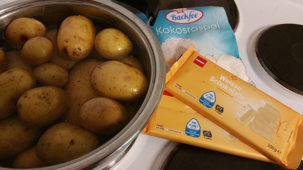 Kartoffelpralinen