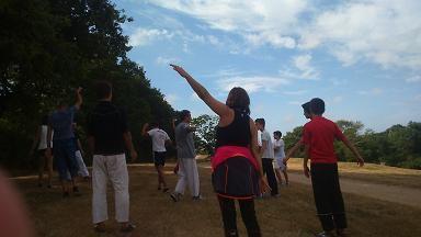 Sport et santé : la pratique du taïso