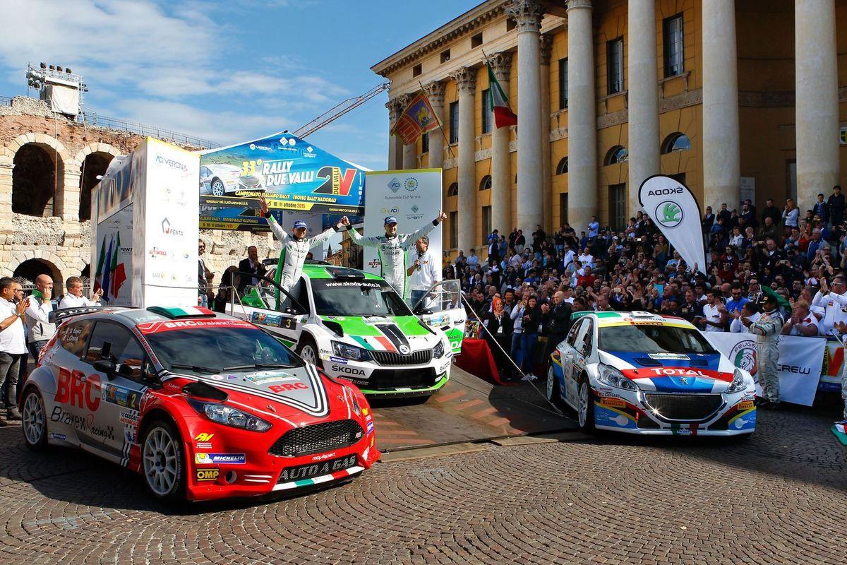 Calendrier championnat d 39 italie des rallyes 2016 rallye - Calendrier coupe de france des rallyes 2015 ...