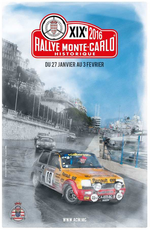 19eme rallye monte carlo historique du 27 janvier au 03 f vrier 2016 rallye passion france. Black Bedroom Furniture Sets. Home Design Ideas