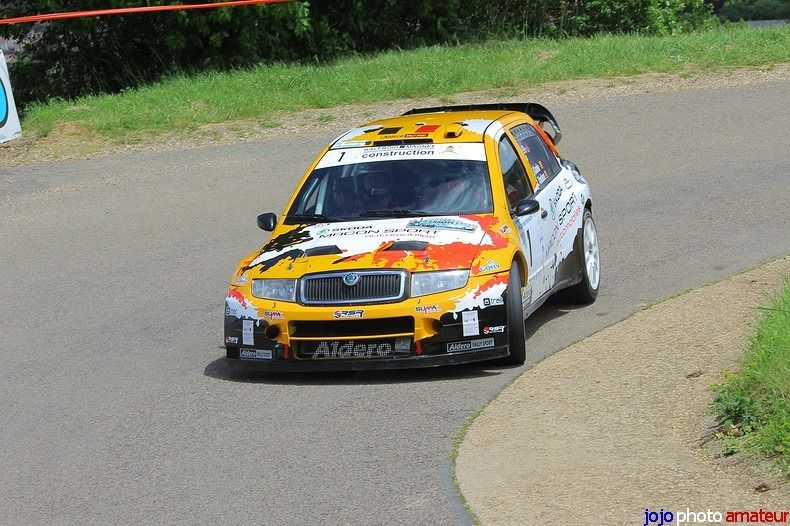 Interview de eric cunin rallye passion france for Garage skoda nord