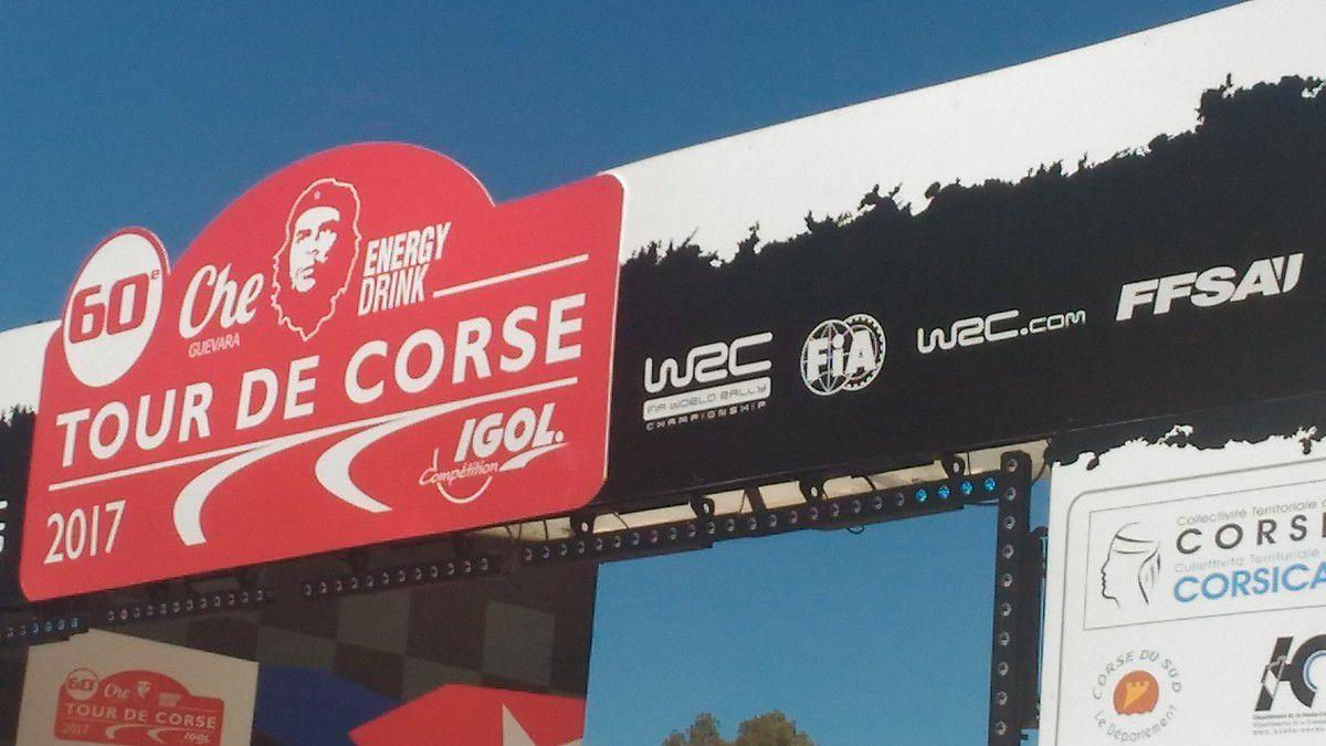 Cap au nord pour le Tour de CORSE WRC 2018