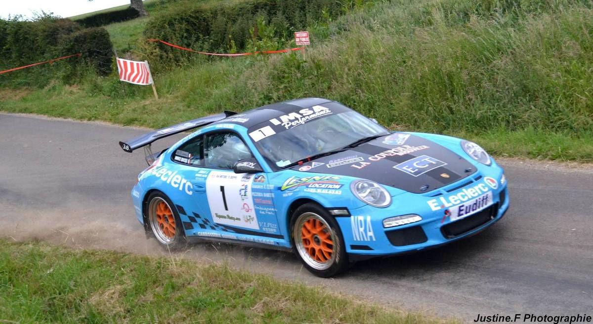 Rallye normandie