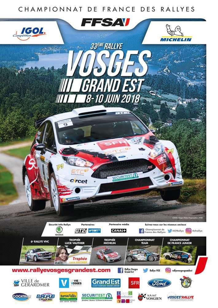 Calendrier Coupe De France Des Rallyes 2020.Calendrier 2018 Rallyes Championnat De France Rallye