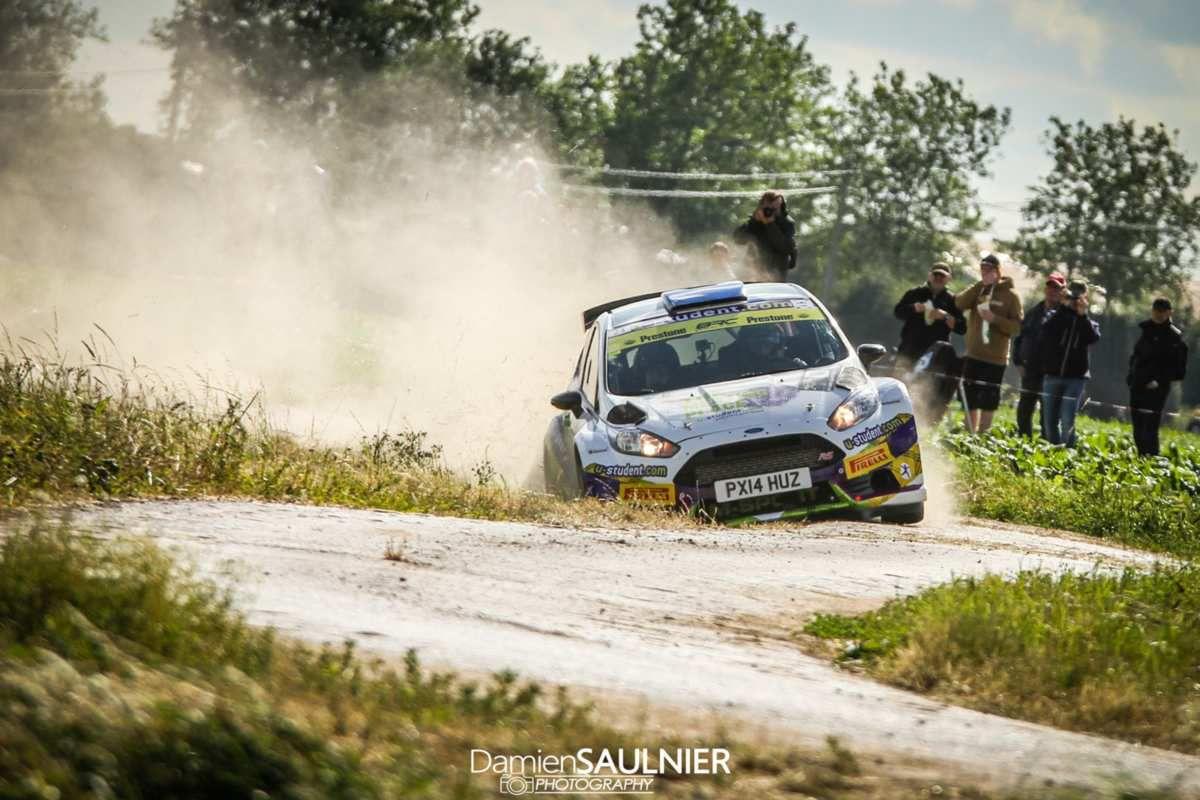 Rallye ypres 2018 abandon