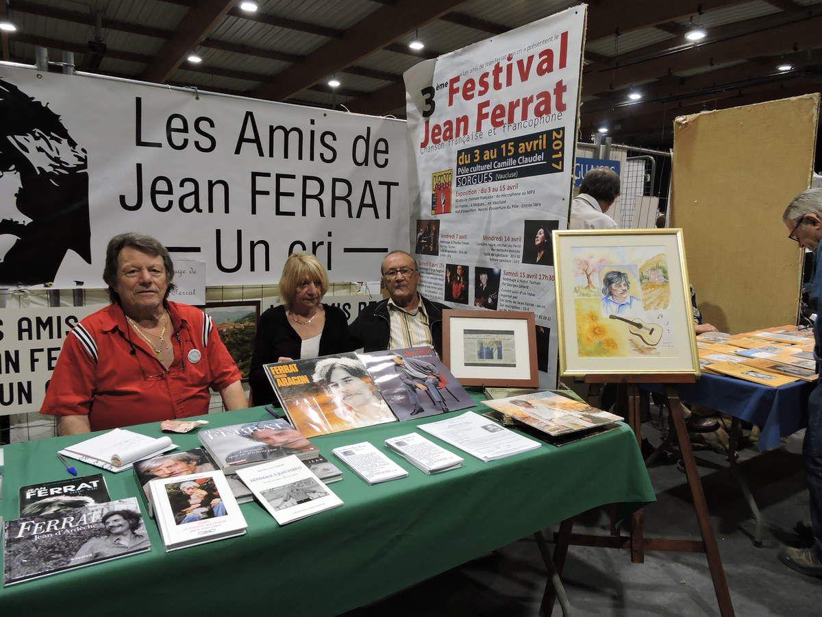 Avec Marcelle Vincent et Jacques Garcia