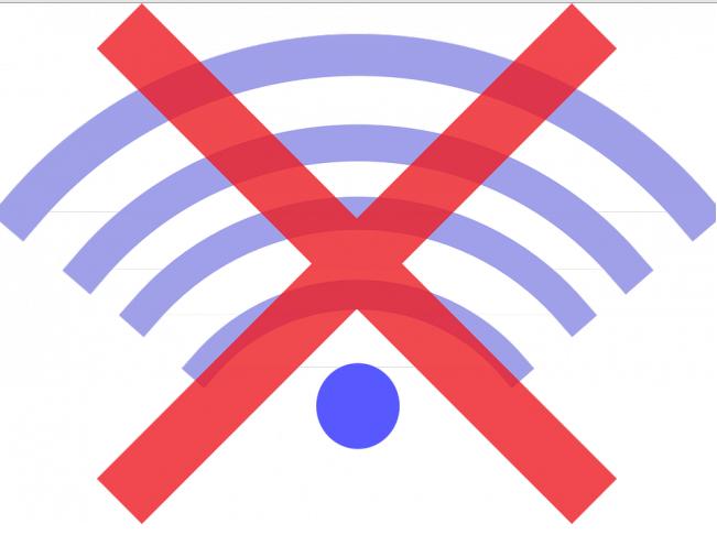 Appel au Droit à voyager dans des wagons sans Wifi !