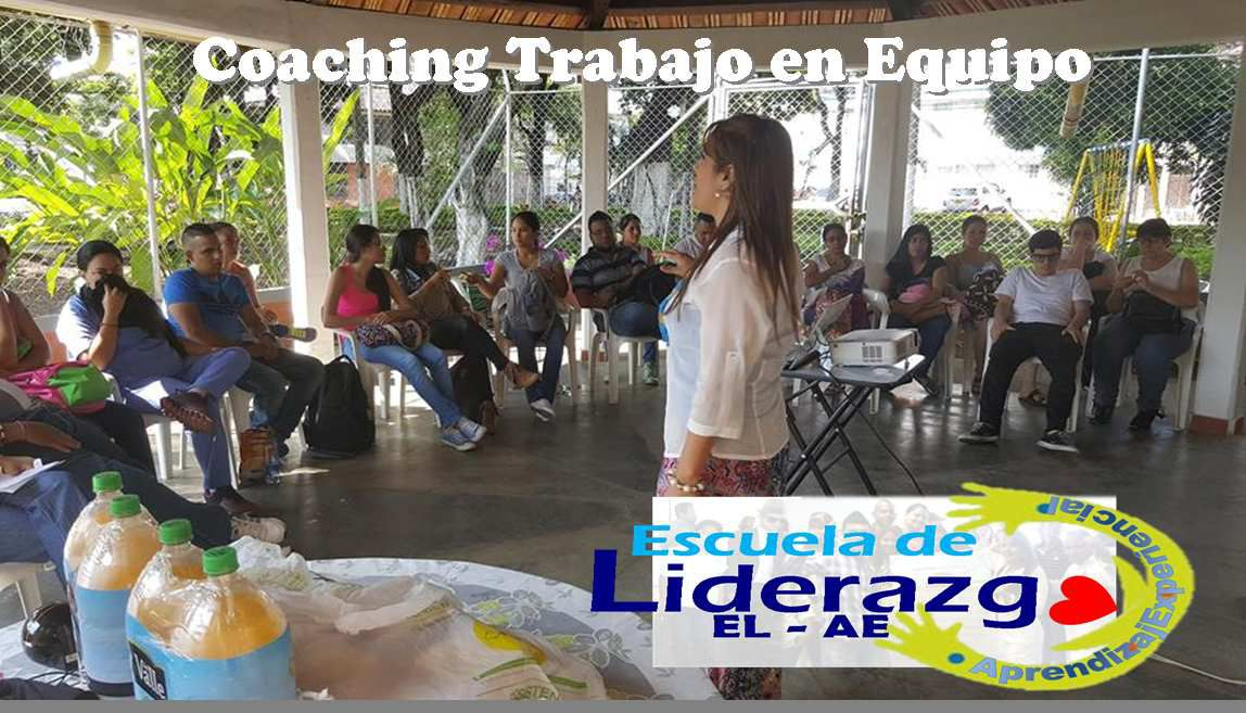 CONFERENCIA COACHING TRABAJO EN EQUIPO