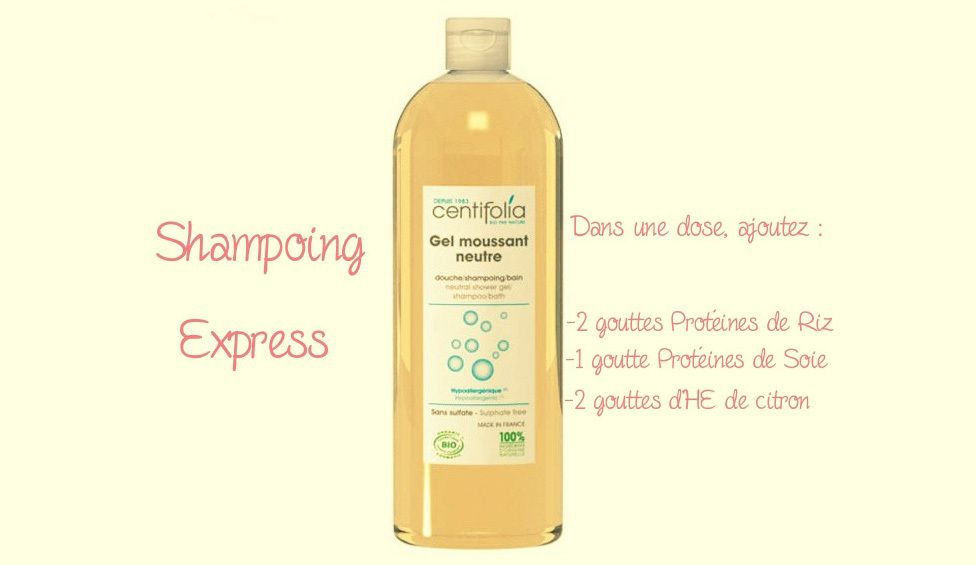Shampooing Express