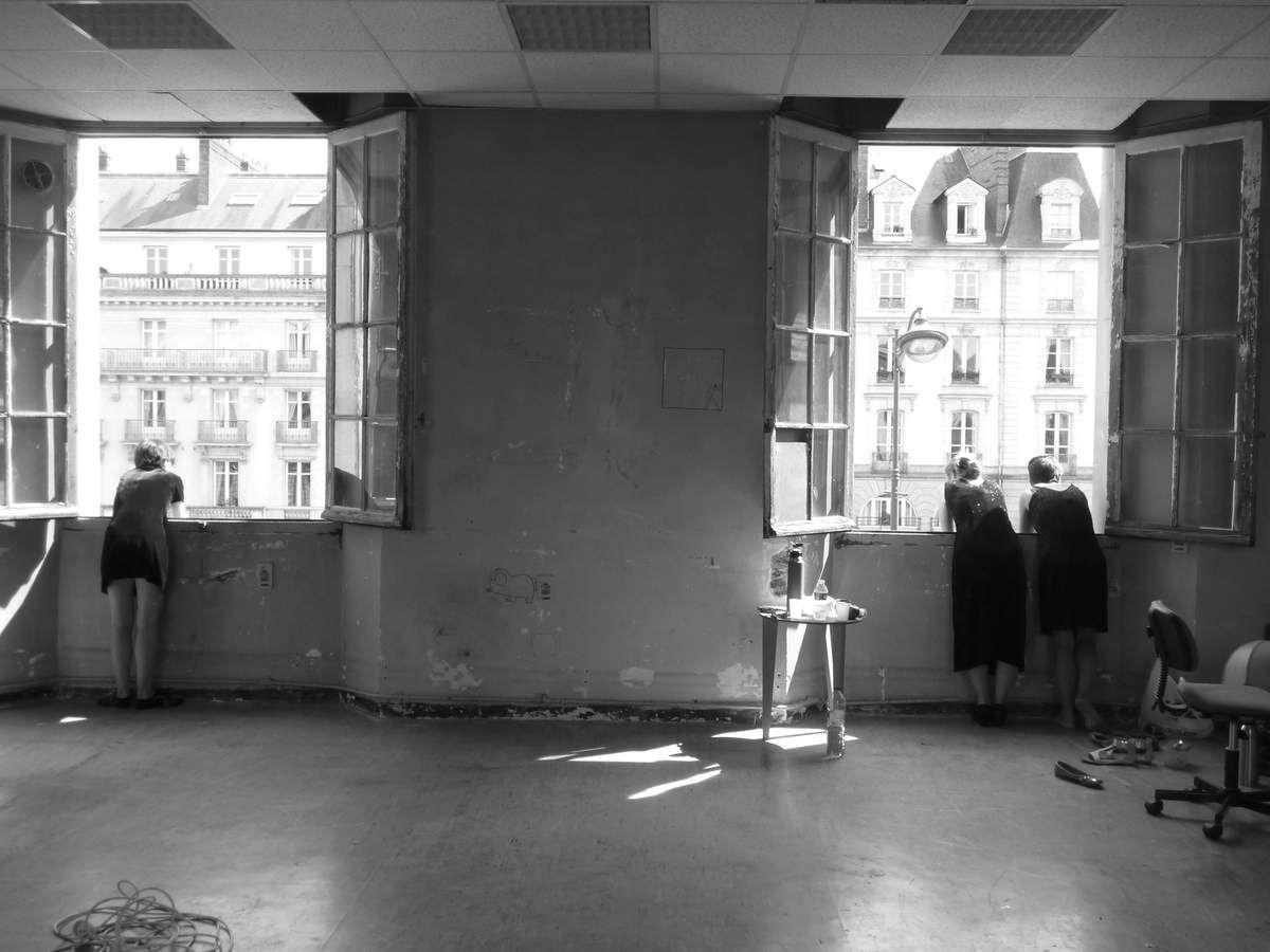 Cie LAPS - Cours métrage &quot&#x3B;Ca me revient&quot&#x3B;