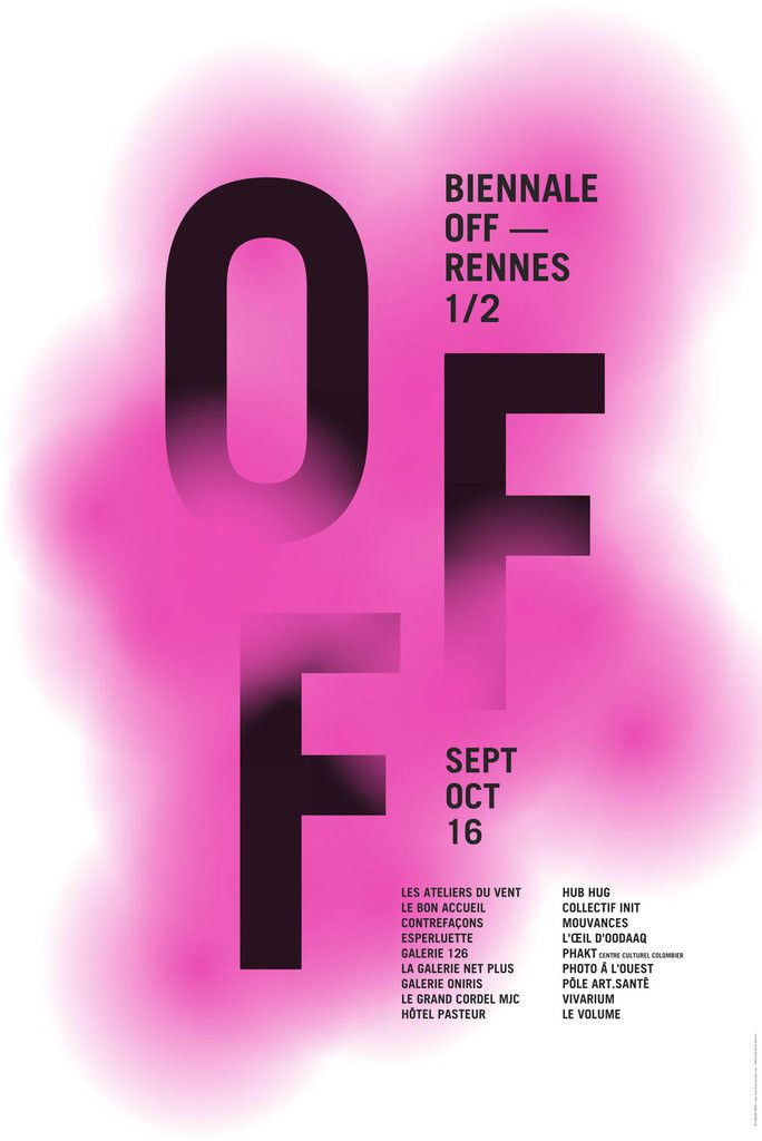 Permanence Biennale Off, l'Office - du 15 septembre au 10 décembre