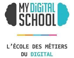 MY DIGITAL SCHOOL // Des Etudiants planchent sur le site web de l'Hôtel Pasteur