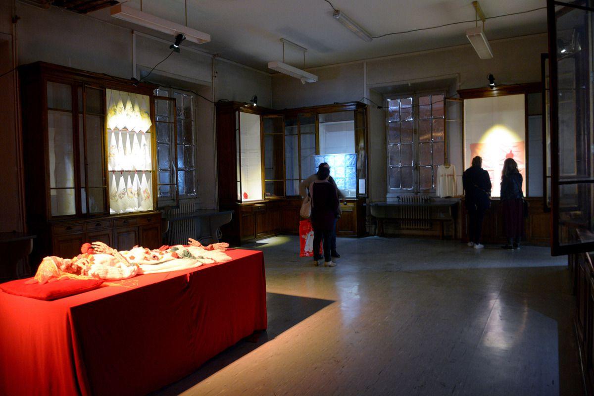 Déviances Textiles par le collectif Red Riding Hood - 14 au 23 Février - Vernissage le 14 février à 18h30