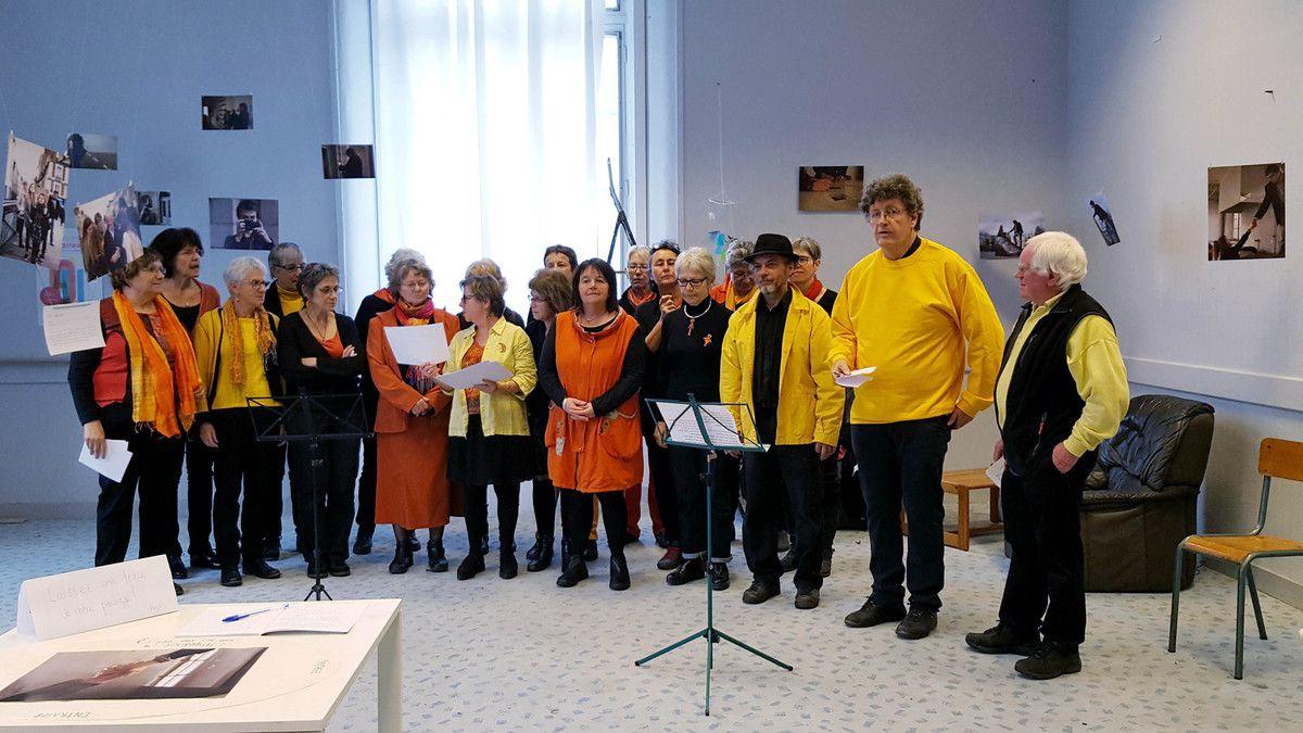 Festival Y'a d'la voix, déambulation vocale - le 18 mars de 14h30 à 18h