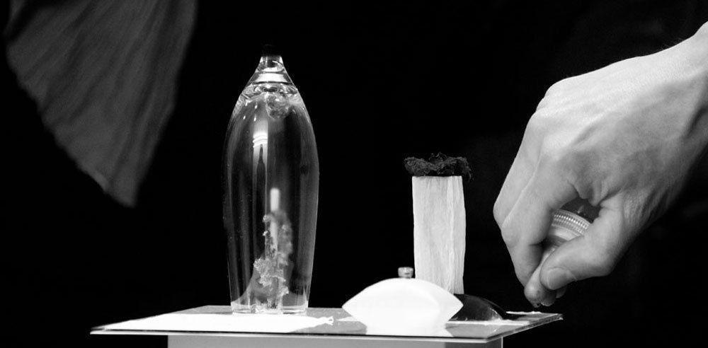 Les bidouilles - Performances plastiques et sonores - du 10 au 23 avril - Performances les 21, 22 et 23 Avril