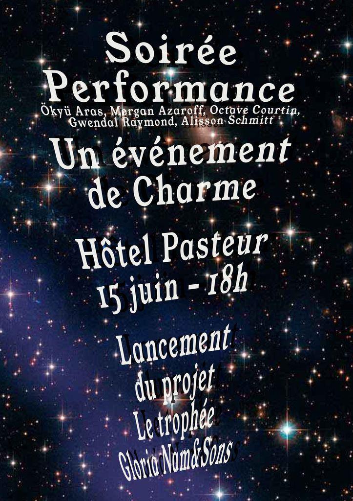 De Charme - Performances artistiques - le 15 Juin