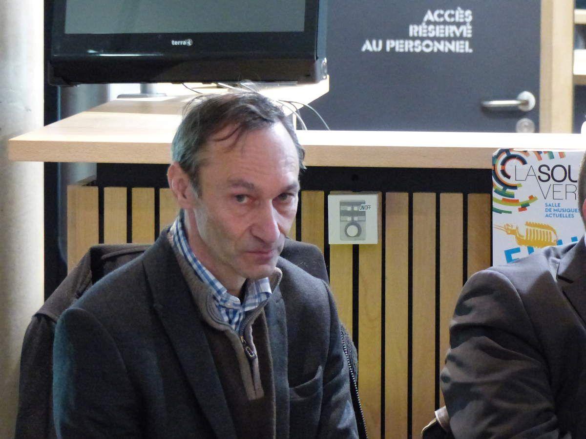 """Jacky CASTANG de Scènes Vosges: """"une mission départementale"""""""