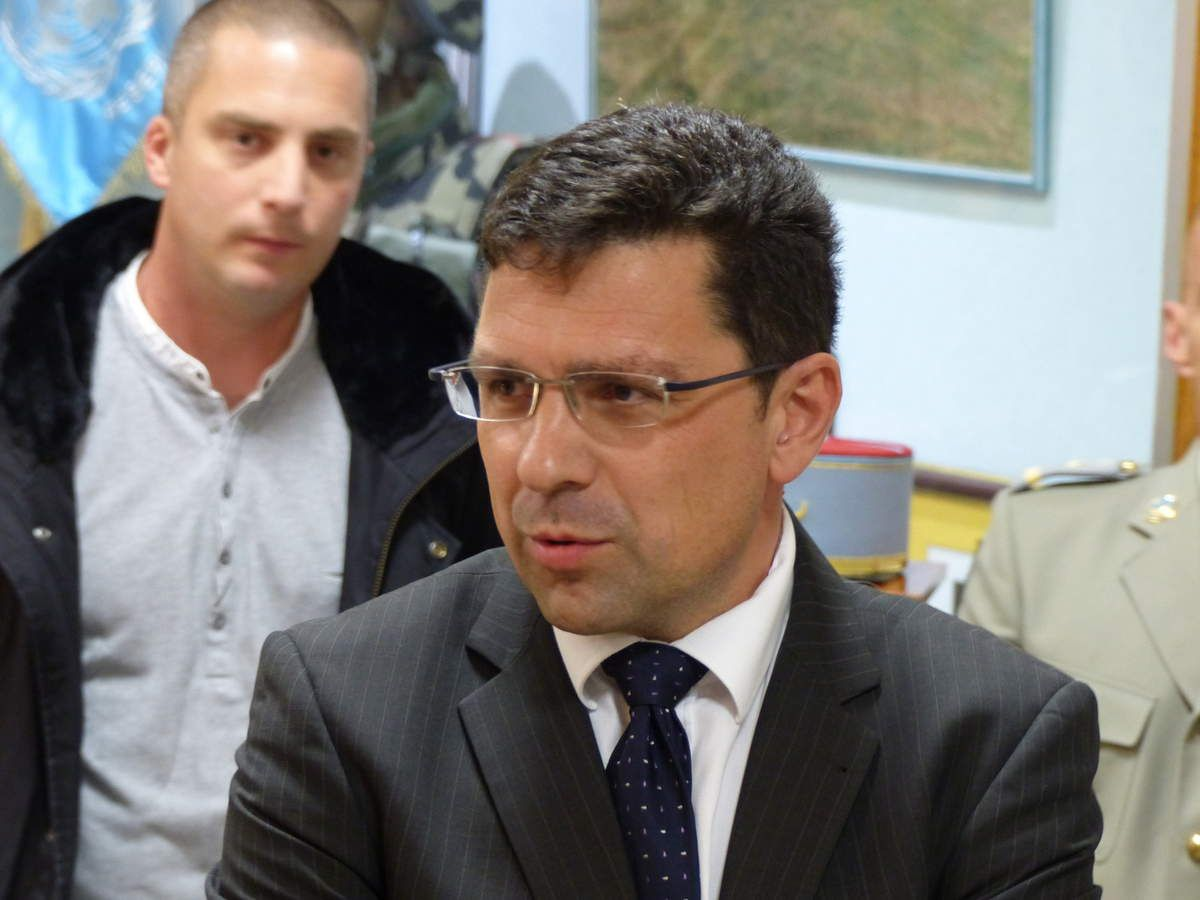 Emmanuel Bourrel un directeur académique impliqué dans le partenariat
