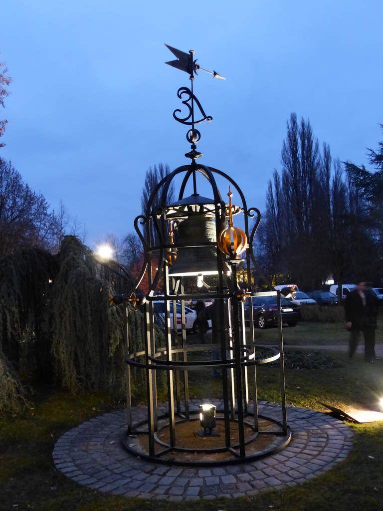 Le square de Loughborough accueille un nouveau témoignage de la ville jumelle