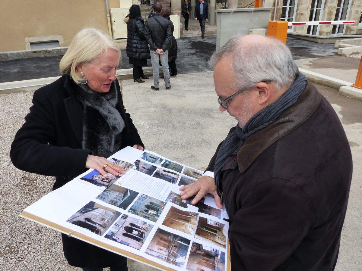 Centre-ville: un HLM historique est livré