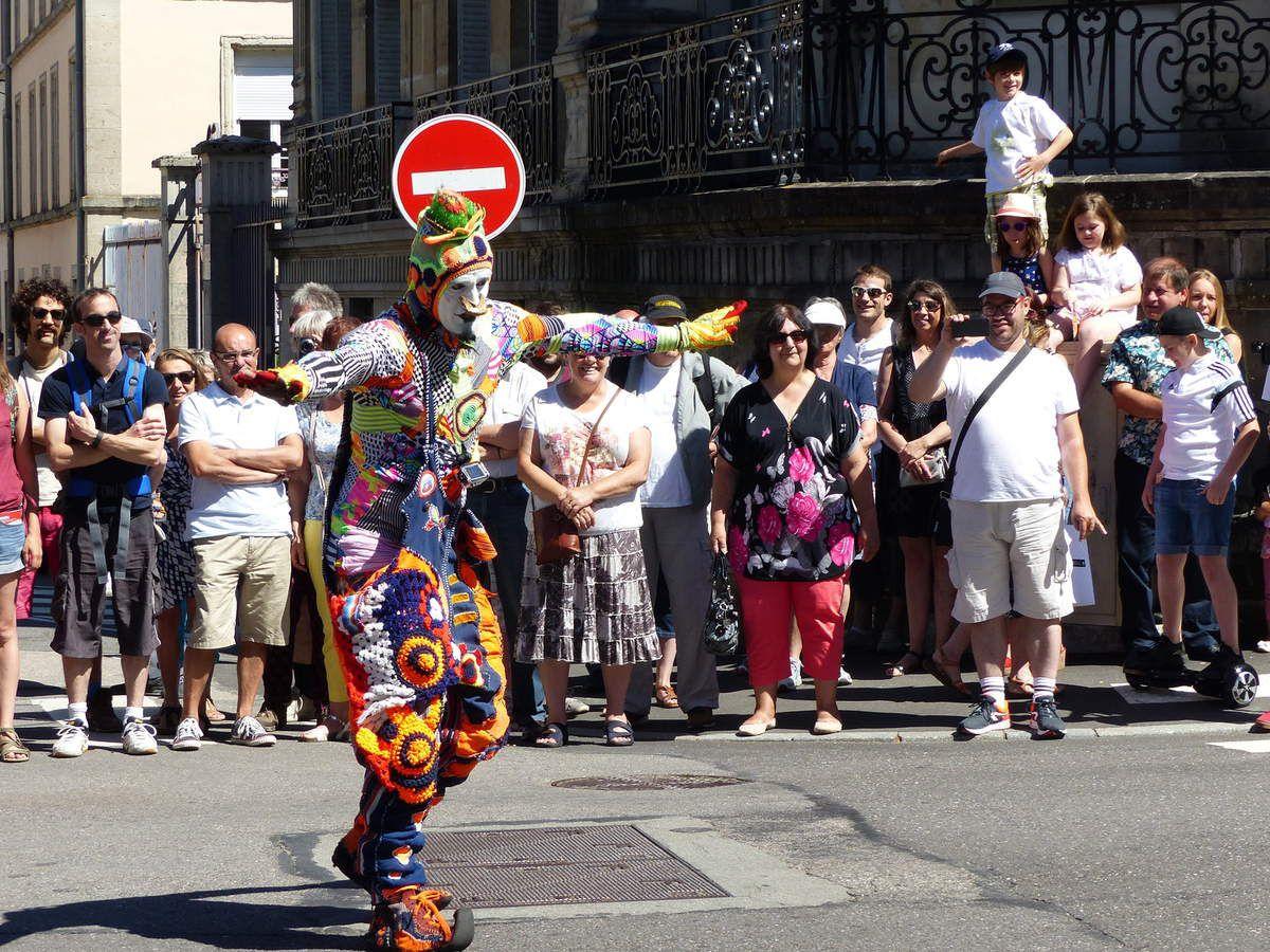 34ème Festival de Rues et Cie - Karcocha le clown