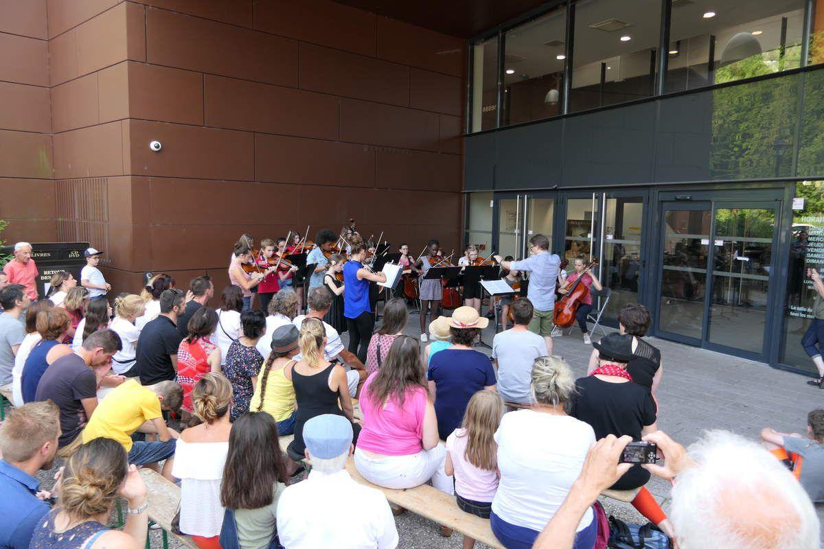 Epinal: une fiesta de la musique avec un final endeuillé