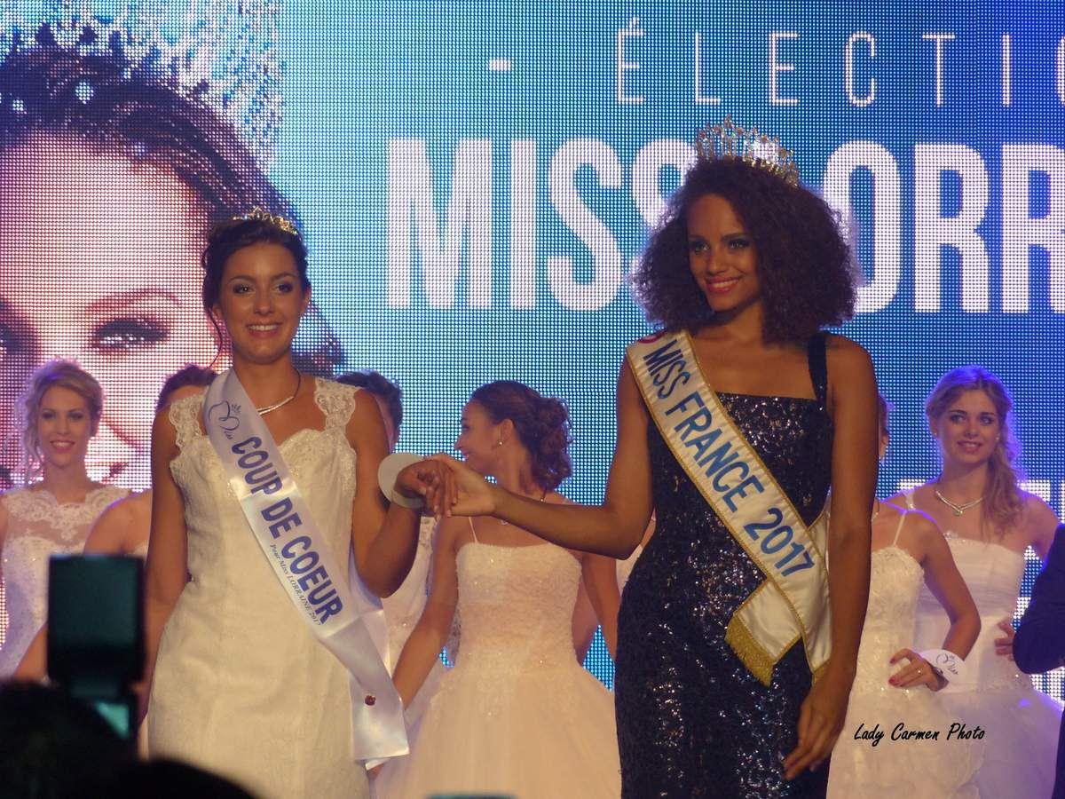 Mélissa Antoine Miss Coup de Coeur 2017