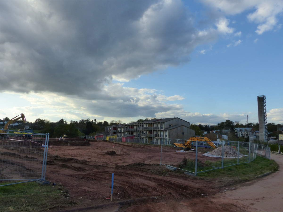 Le chantier de l' EHPAD de Laufromont est lancé