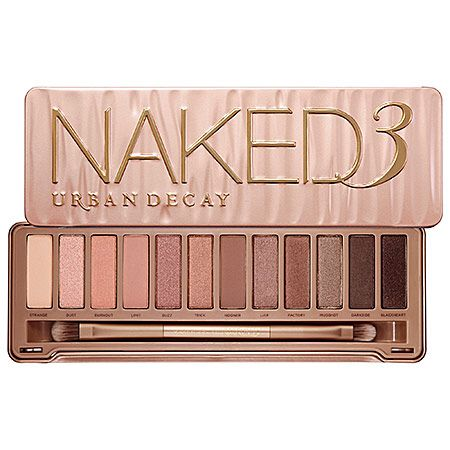 Revue: Naked3 de Urban Decay