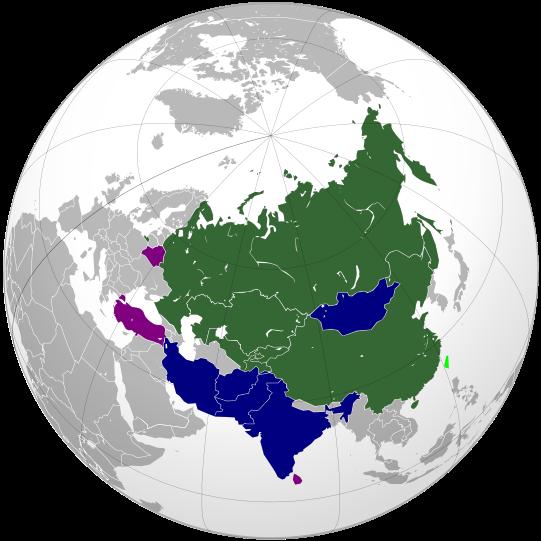 Organisation de Coopération de Shanghai