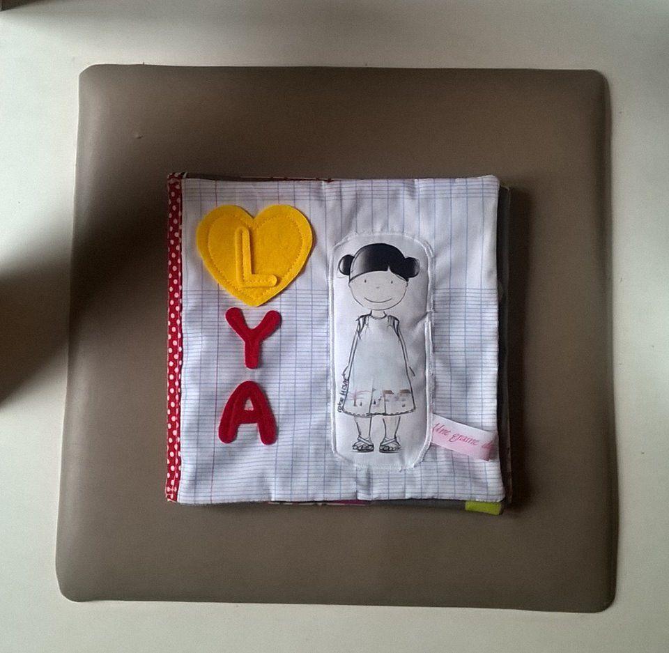 Le livre de Lya