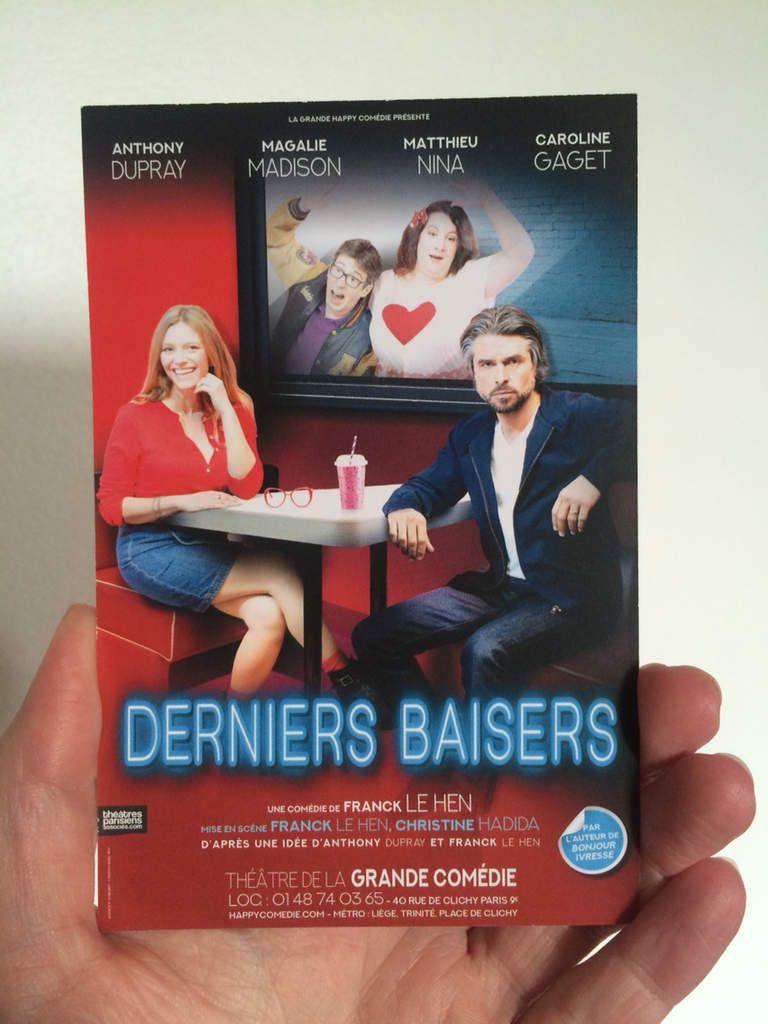 A la Grande Comédie de Paris