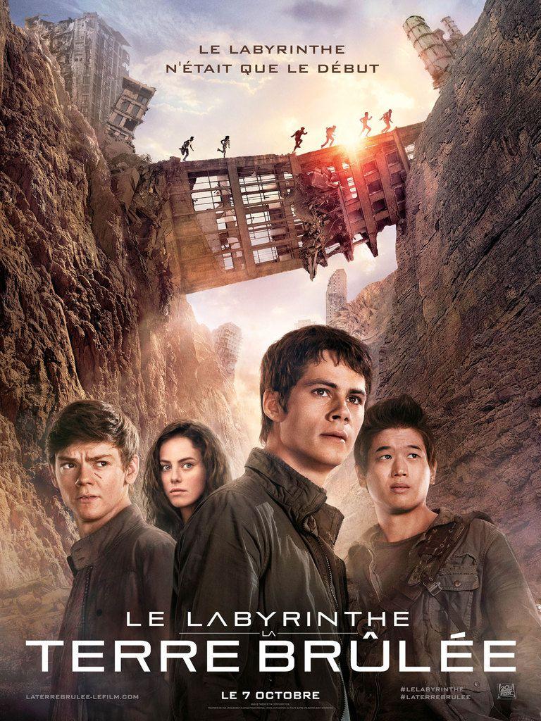 Résumé &quot&#x3B; Labyrinthe 2 La terre brûlée &quot&#x3B;