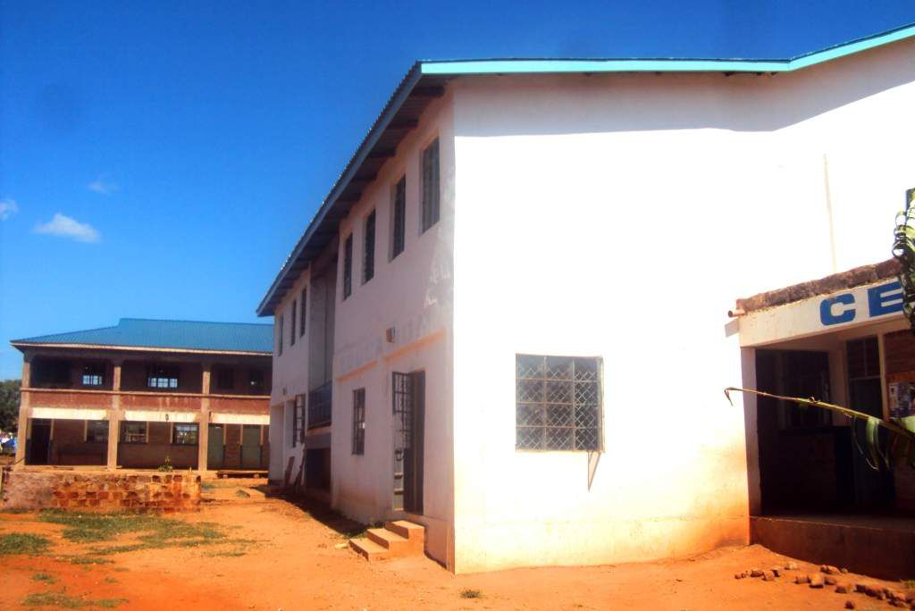 Voi girls school faces relocation over SGR