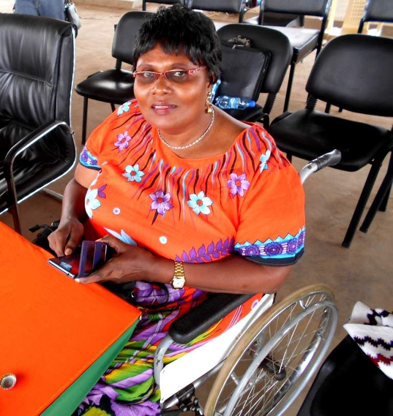 Taita disabled mother's rise from humble beginning to become mheshimiwa