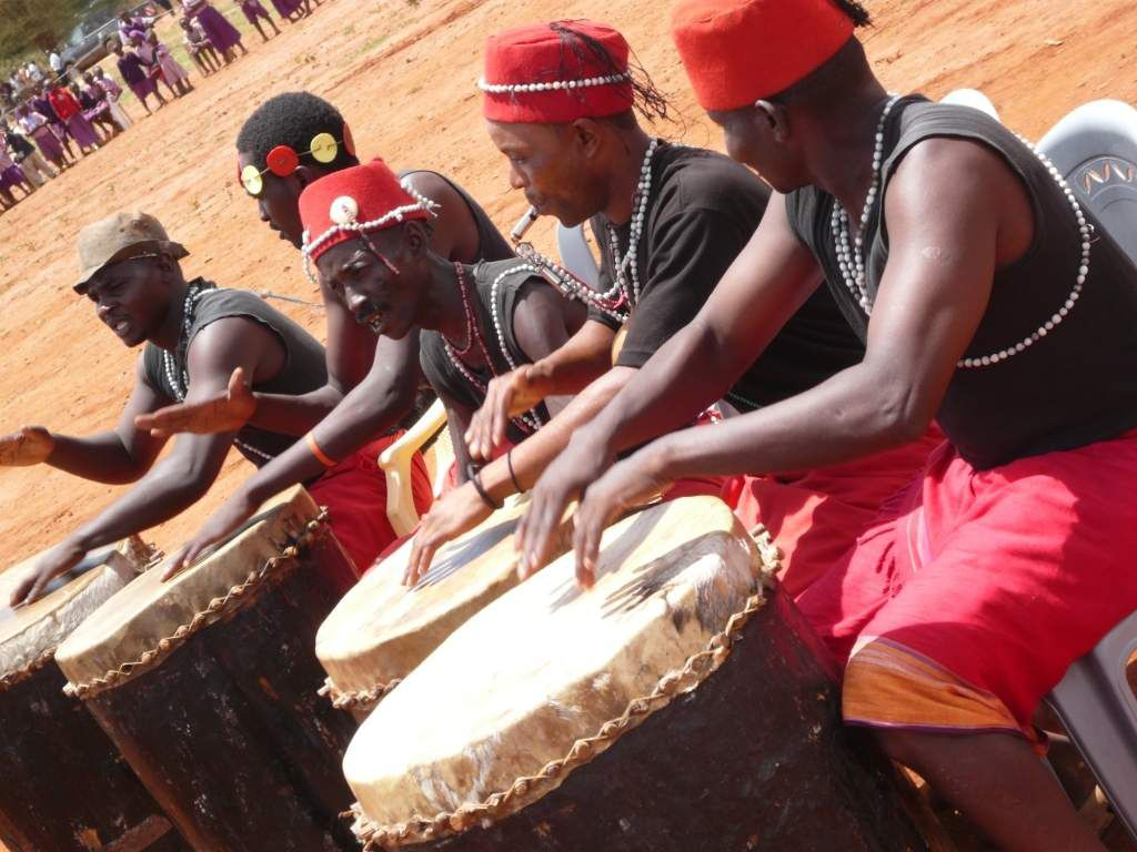 Healing glee:The spiritual powers of the Taita traditional Mwazindika drums