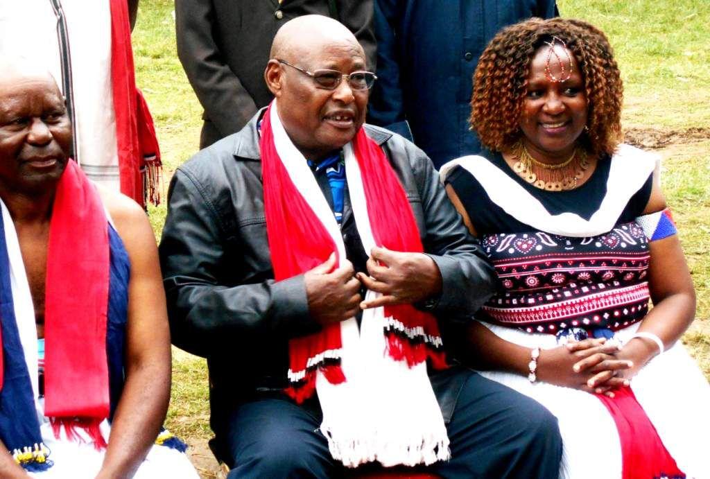 PICTORIAL:Taita Mwazindika dancers thrill crowd  at Wundanyi during Kaparo visit