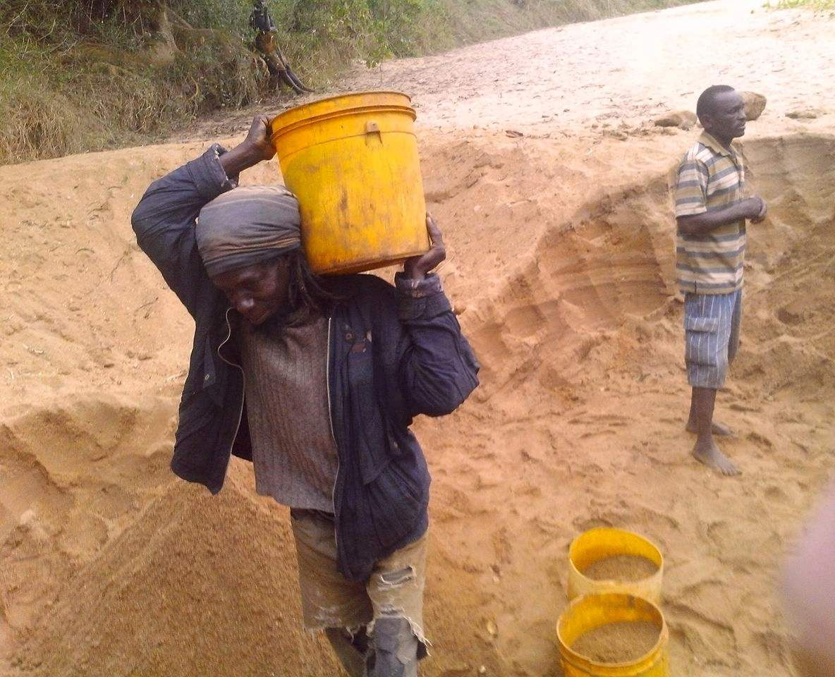 Voi river faces imminent death as local leaders bury their heads in the sand