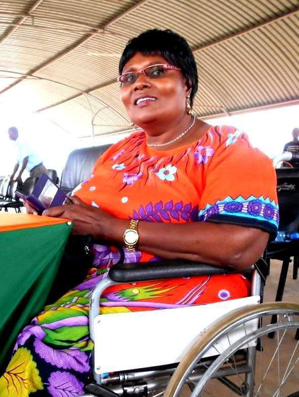 I want to be the first women rep with disability in the country, says Taita-Taveta MCA